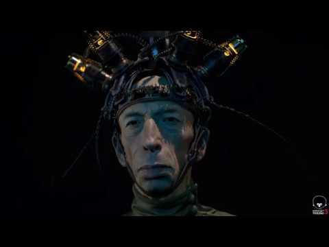 Krank(Daniel Emilfork) - Real-Time Character