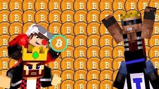 МЫ ПРИЕХАЛИ В КРИПТОДОЛИНУ ЧТО БЫ УКРАСТЬ ВСЕ ИХ БИТКОИНЫ! Minecraft