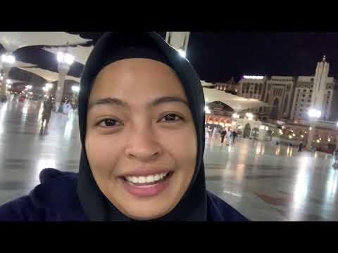 #SISILAINTANARDA - Tanarda digangguin di Madinah