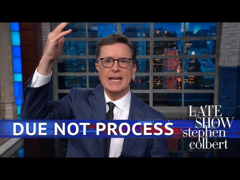 Denying Due Process To Anyone Is Denying Due Process To Everyone
