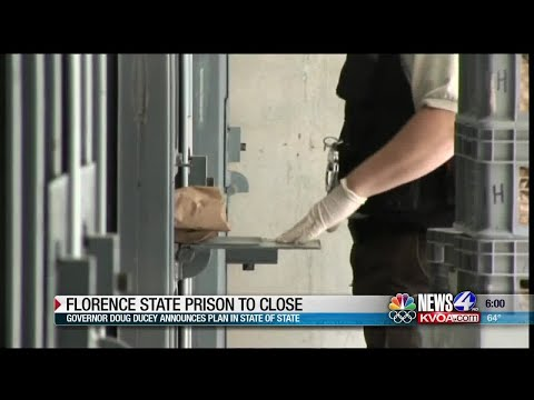 Florence State Prison To Close