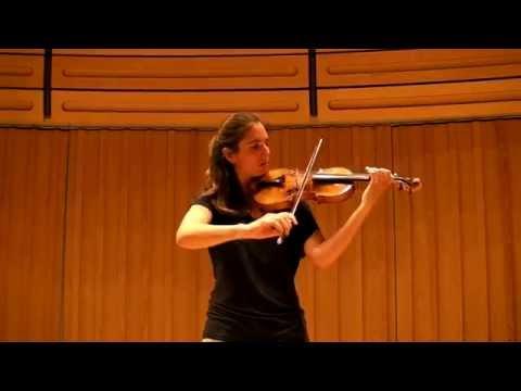 Katerina Nazarova - Paganini Caprice No 5