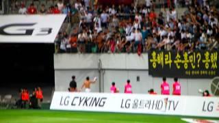 14.07.30.수 FC서울VS레버쿠젠 직캠60 경기종…