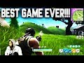 THE BEST GAME OF FORTNITE I VE EVER PLAYED IN MY LIFE mp3