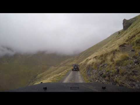 Les to Andorra with Yorkshire 4x4 Treks - October 2016