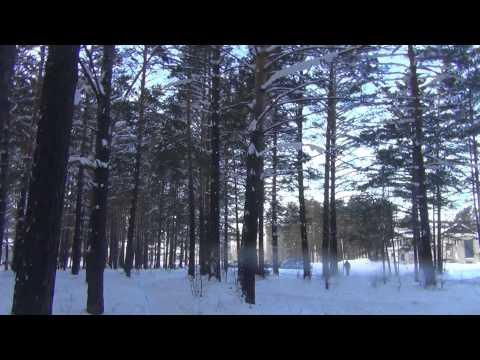 Метель - опасность льда с крыш Лесосибирск Кинокомплекс Луч 21 января 2014  (серия 17)