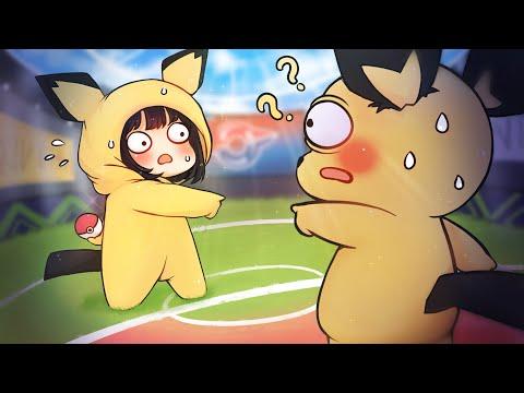 LilyPichu Plays as Lily...Pichu? - Pokémon Sword and Shield