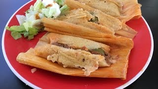 Tamales De Res (How To)