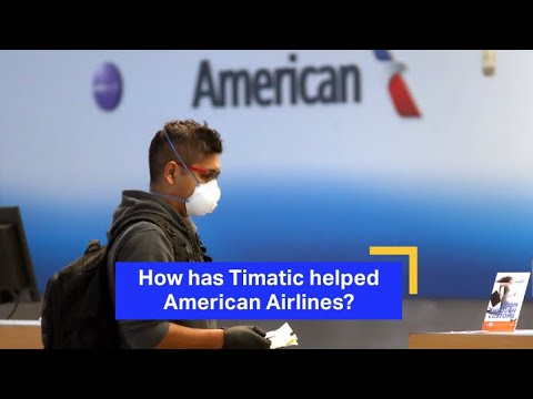 How has Timatic helped American Airlines?