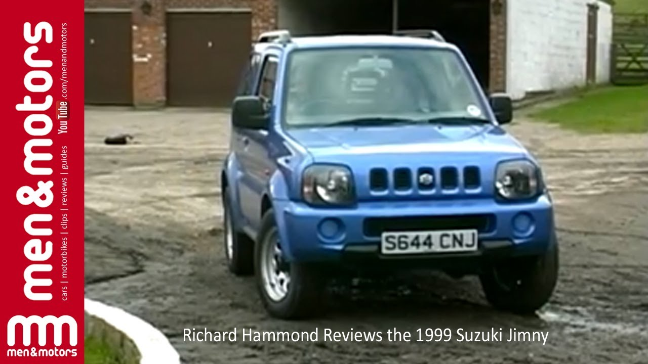 Richard Hammond Reviews the 1999 Suzuki Jimny - YouTube