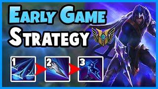 Mid Lane Early Game Strategy | Best Talon NA - League of Legend