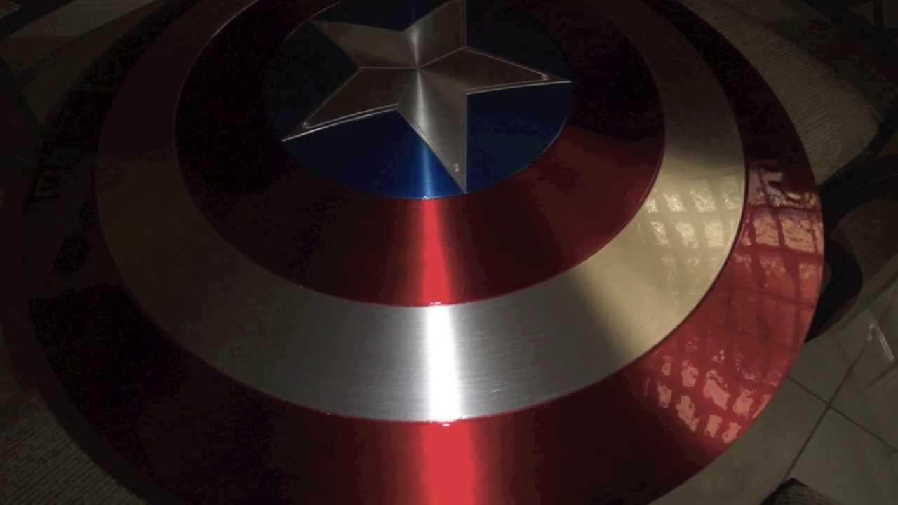 captain america shield replica project youtube captain america shield replica project