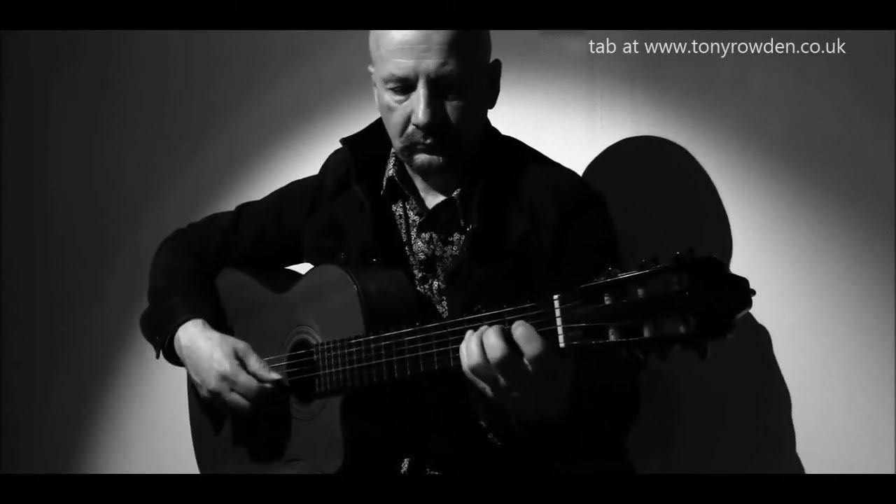 Russian Rag - FREE TAB George L  Cobb Ragtime Guitar - YouTube