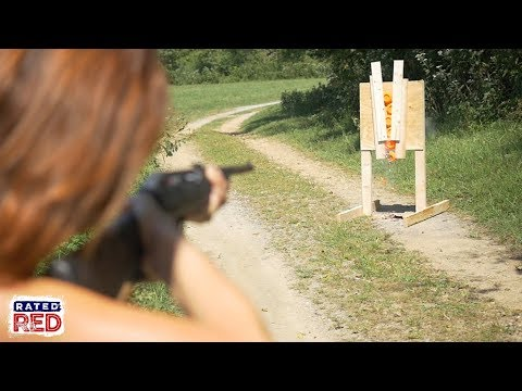 How to Turn Clays Into Great Plinking Targets