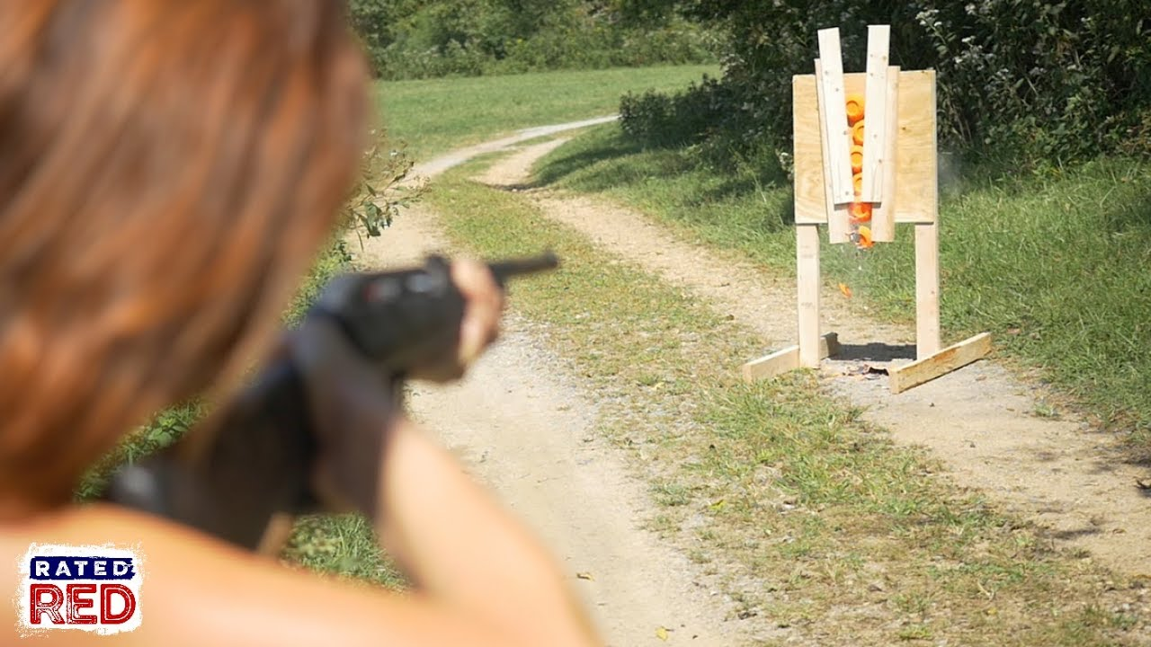 How To Turn Clays Into Great Plinking Targets Youtube