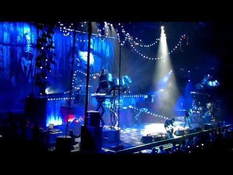 Slipknot - Prepare For Hell Tour - Oklahoma City - Chesapeake Energy Arena - 11/05/2014