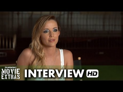 Scouts Guide to the Zombie Apocalypse 2015 Behind the s Movie   Sarah Dumont