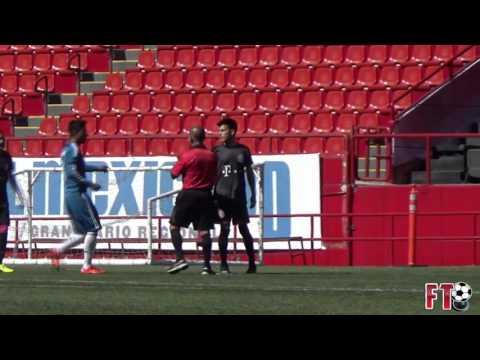 RedBull VS Inter - Final de Liga Xolos Futbol Soccer - Estadio Caliente