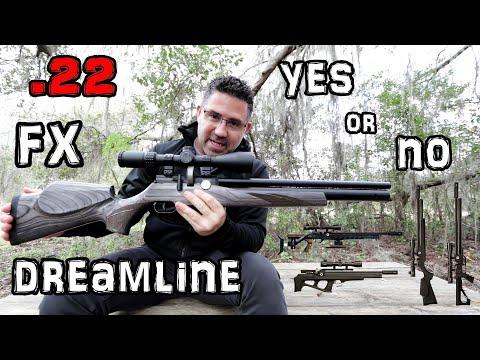 FX Dreamline .22 - FULL REVIEW (RDW)