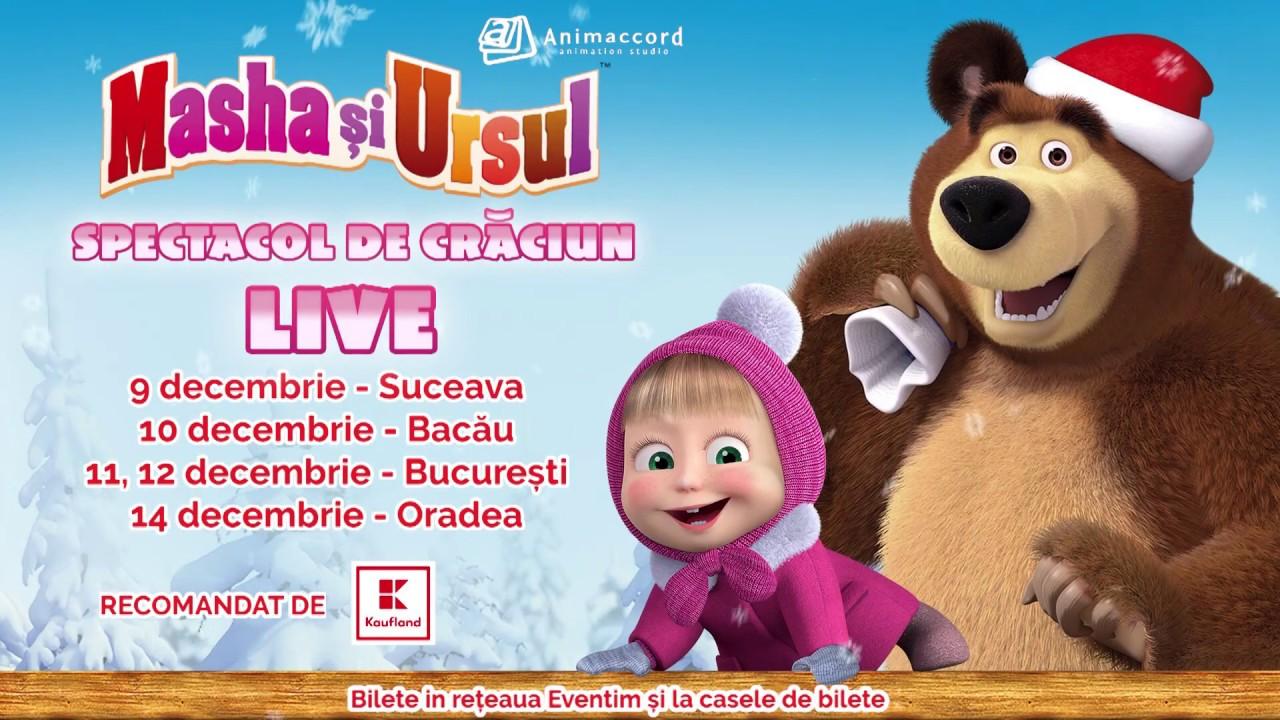 masha și ursul fac bani pe internet)