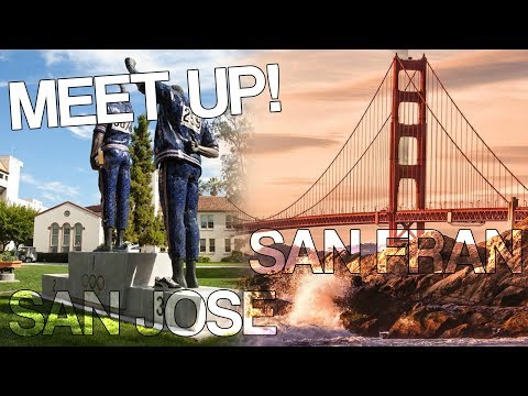 Episode #10: San Francisco  & San Jose Meet & Greet!!