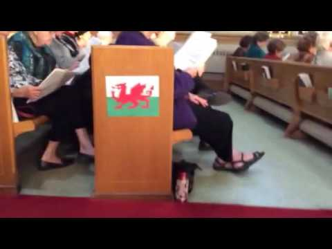 Christmas Welsh hymn sing