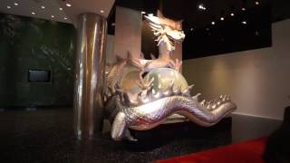 Macau, Jade Dragon Restaurant, OTIS elevator
