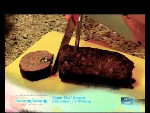 Promo Dapur Chef Ammar Episod 3 Dan 4
