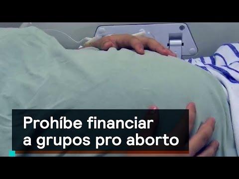 Trump prohíbe financiar a organizaciones pro aborto - Despierta con Loret