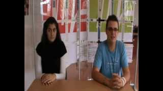 Journal Vidéo du lycée Louis BLERIOT de trappes (78) - Edition de octobre 2012