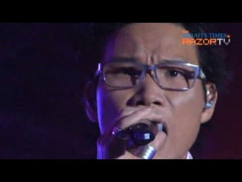 William sings 爱一个人好难 (William So & Ronald Cheng Pt 3)