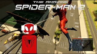 the Amazing Spider Man 2 – Funny Moments/Game Play