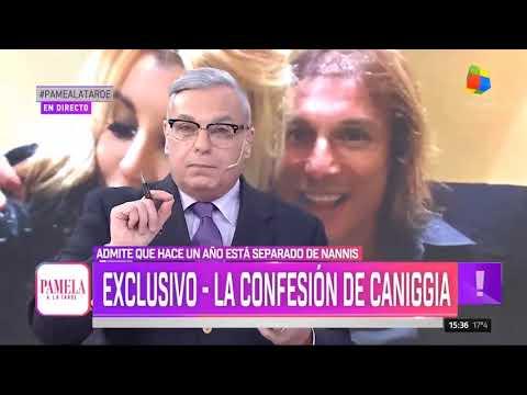 Caso Caniggia: La tercera en discordia rompe el silencio - Pamela a la Tarde (17/07/2019)
