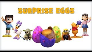 30 Surprise Eggs Toys | Supre Heros and Princes | Mystery Surprise Eggs for Children - 2