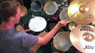 Thomas Rhett Craving You - Drum Cover
