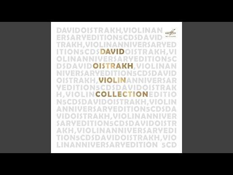 Violin Sonata No. 2 In G Major, Op. 13: III. Allegro Animato