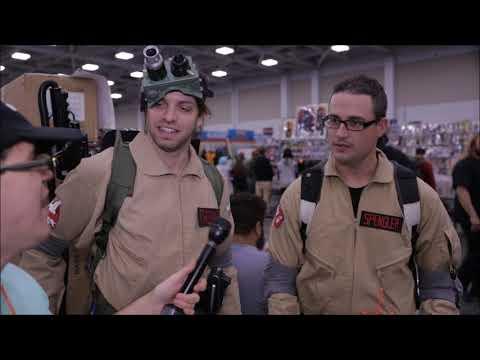 Indie Corner TV: Season 2 Episode 9 The Not So Real Ghostbusters