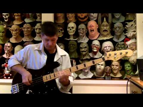 Yours Is No Disgrace Bass Cover