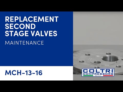 REPLACEMENT SECOND STAGE VALVES