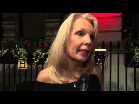 BFI LUMINOUS Gala  - Amanda Nevill Interview