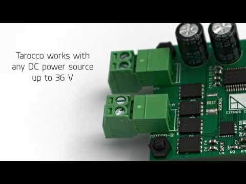 Tarocco: Open Source Closed Loop Motor Controller