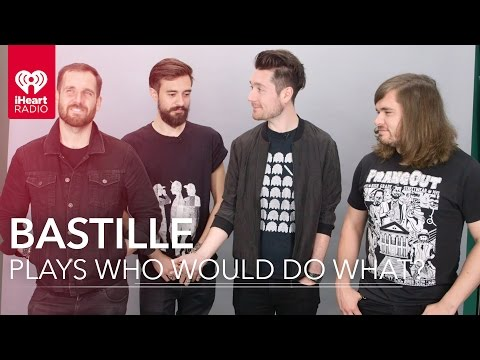 """Bastille Plays The """"Who Would Do What"""" Game"""