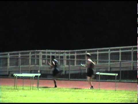 4x400m Varsity Boys 2011 North Bay League Championships