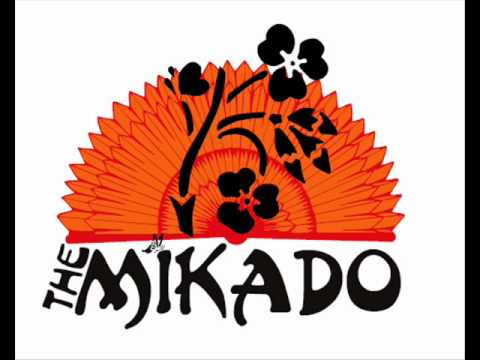 The Mikado A Wandering Minstral