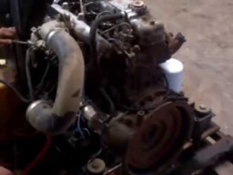 Isuzu 4JB1 Diesel engine for sale by John Gillett