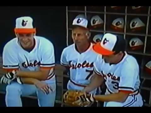 """Cal Ripken, Sr. Gets To Manage Sons Cal Ripken, Jr. & Billy Ripken! """"Baltimore Orioles"""""""