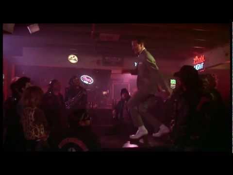 PEE-WEE's BIG ADVENTURE Bar Scene Tequila Dance HD 720p