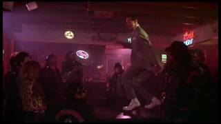PEE-WEE's BIG ADVENTURE Bar Scene Tequila Dance HD 720p