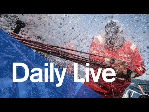 1300 UTC Daily Live – Sunday 19 November | Volvo Ocean Race