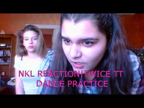 NKL REACTION | TWICE TT DANCE PRACTICE
